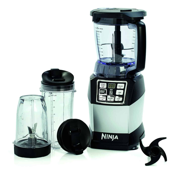 nutri ninja reviews - liana's kitchen