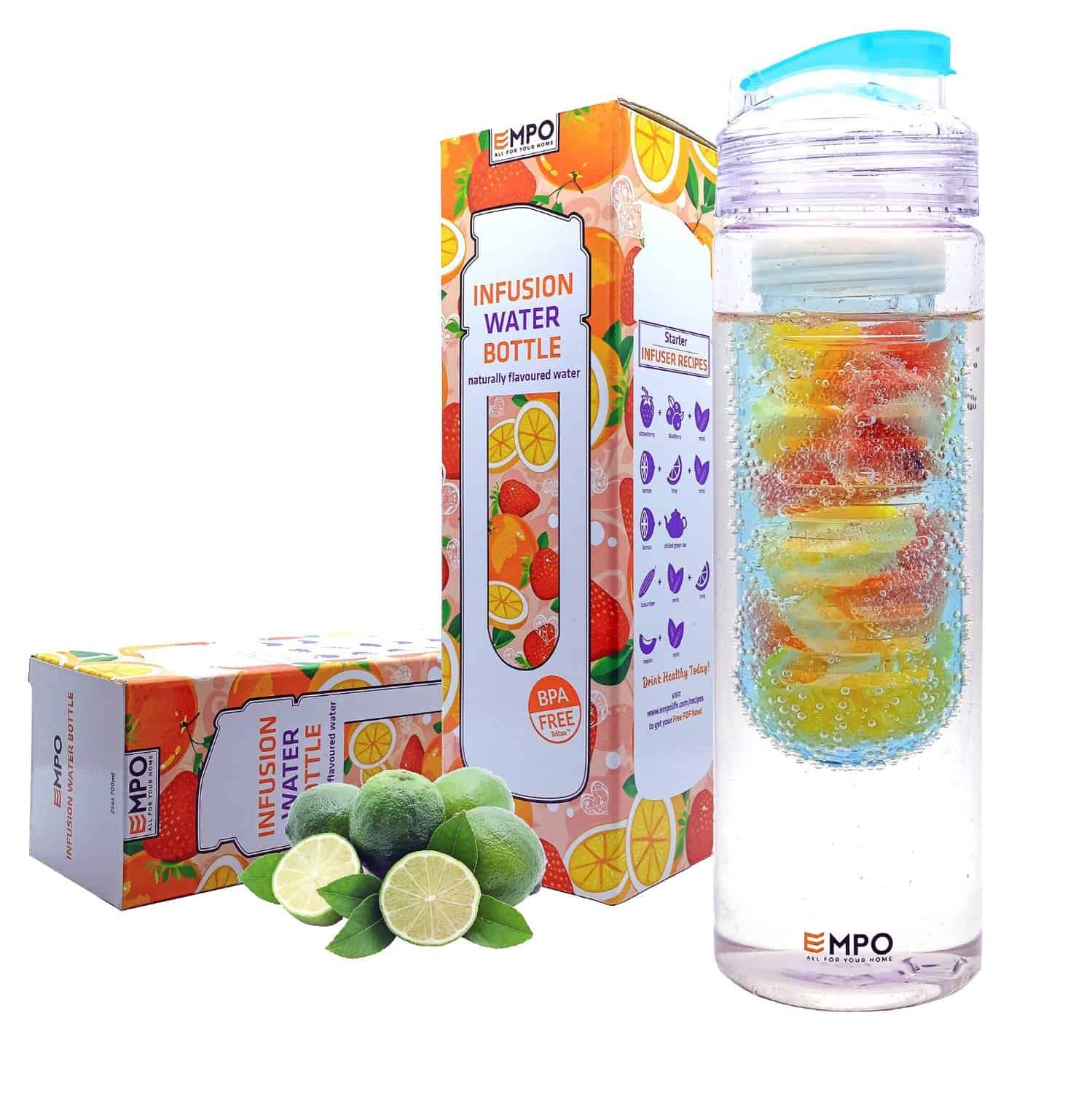 Empo Fruit Infused Water Bottle