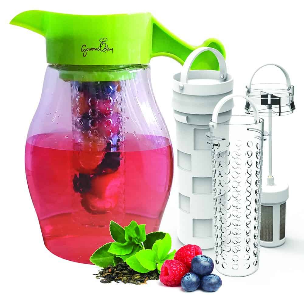 Fruit and Tea Infusion Pitcher