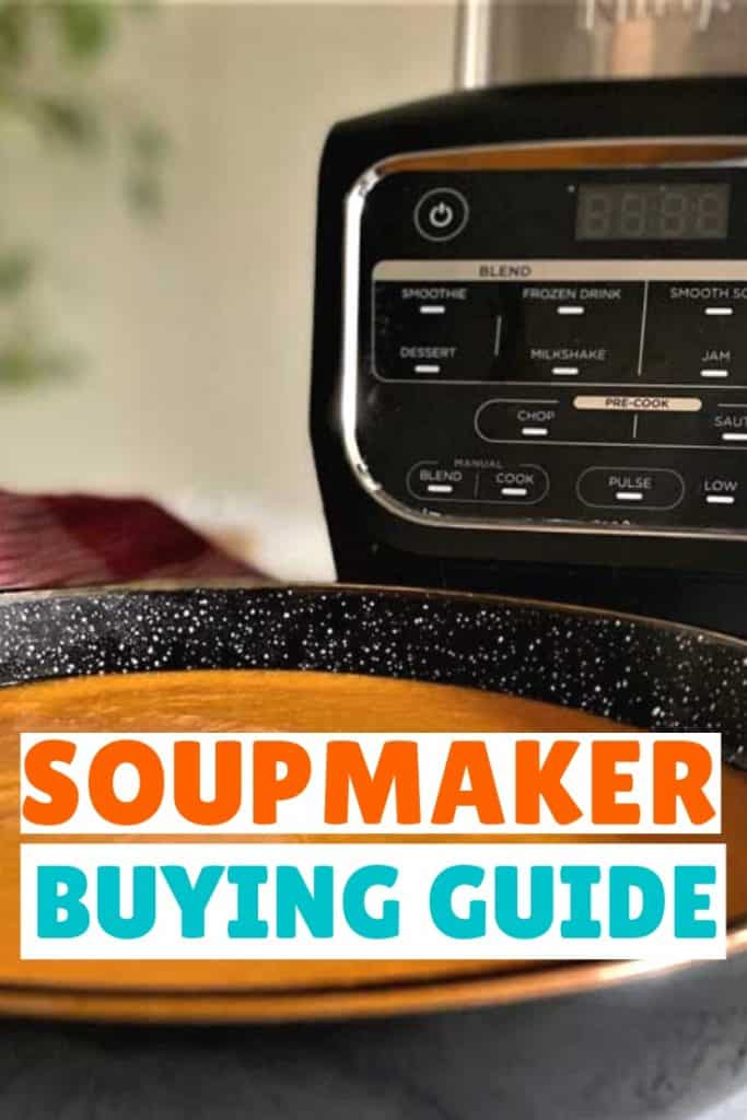 best soup maker buying guide