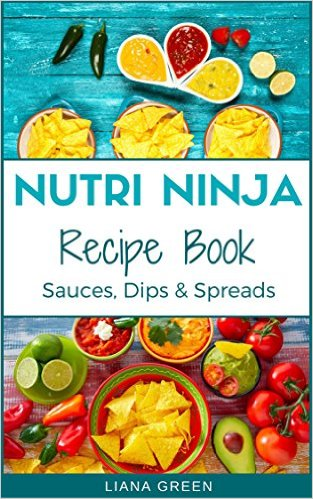 Nutri Ninja Recipe Book (Sauces)
