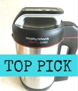 top pick soup maker