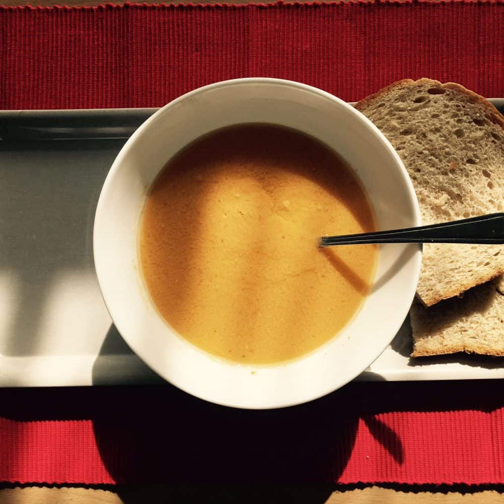 Thai Red Chicken Soup