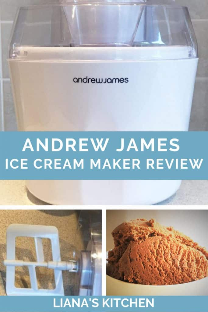 Andrew James Ice Cream Maker Review