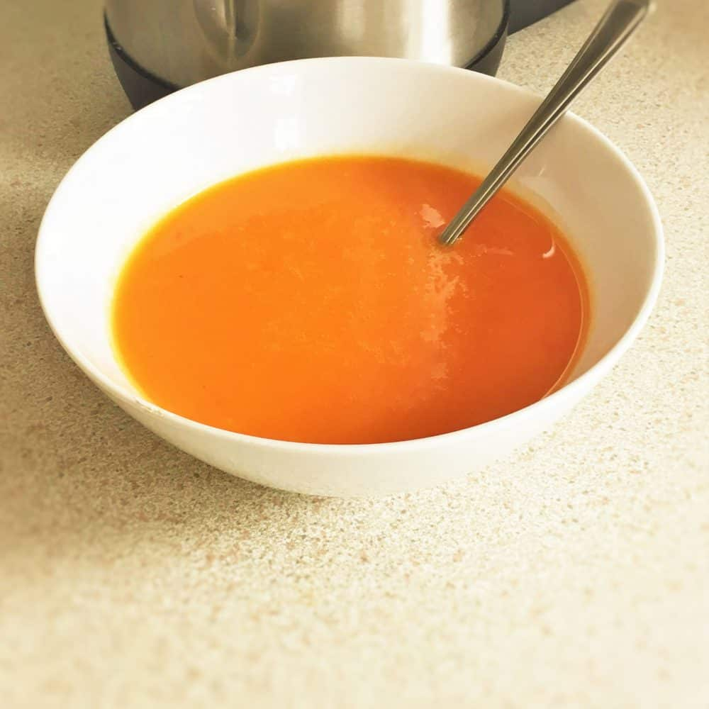 Red Pepper & Chilli Soup