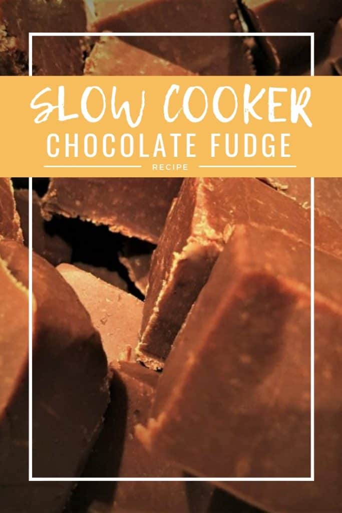 How To Make Fudge In A Slow Cooker