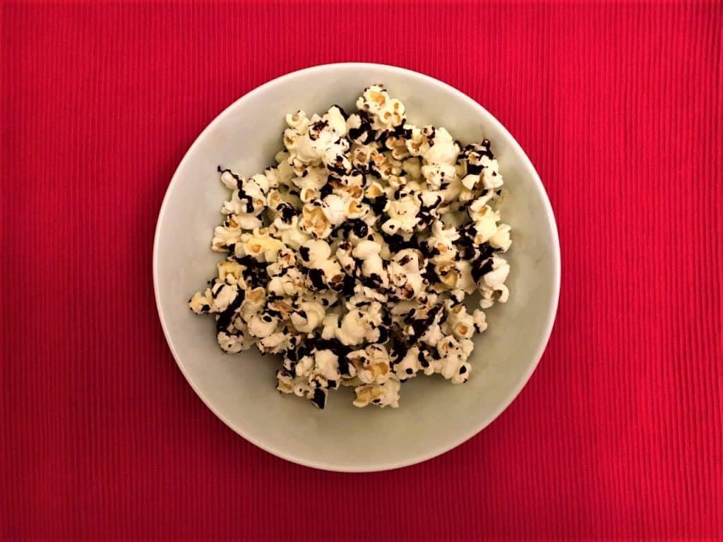 Chocolate and Cinnamon Popcorn Recipe