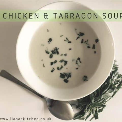 Chicken and Tarragon Soup Maker Recipe