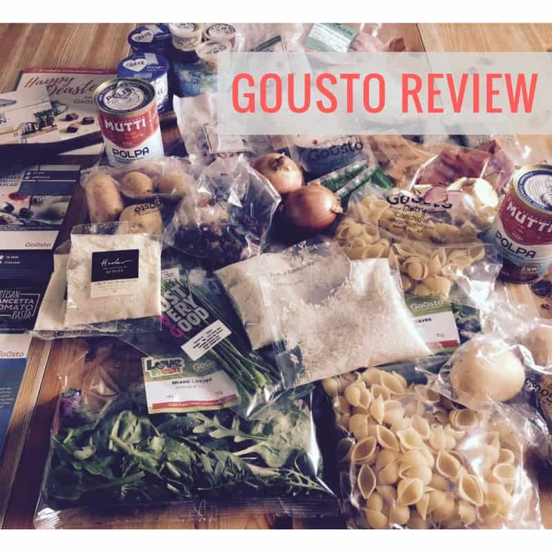 MY GOUSTO REVIEWS
