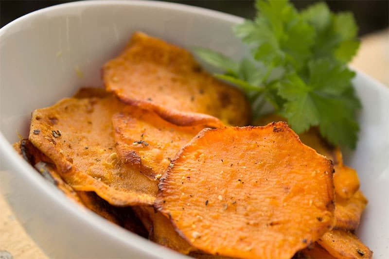 5 Reasons To Eat More Sweet Potatoes