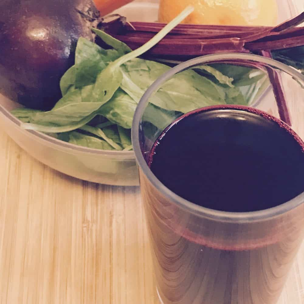 Beet It Juice Recipe