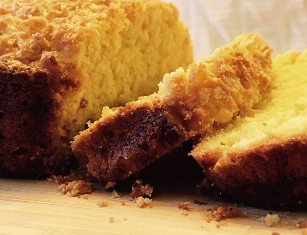 Coconut Cake – A Breadmaker Cake Recipe