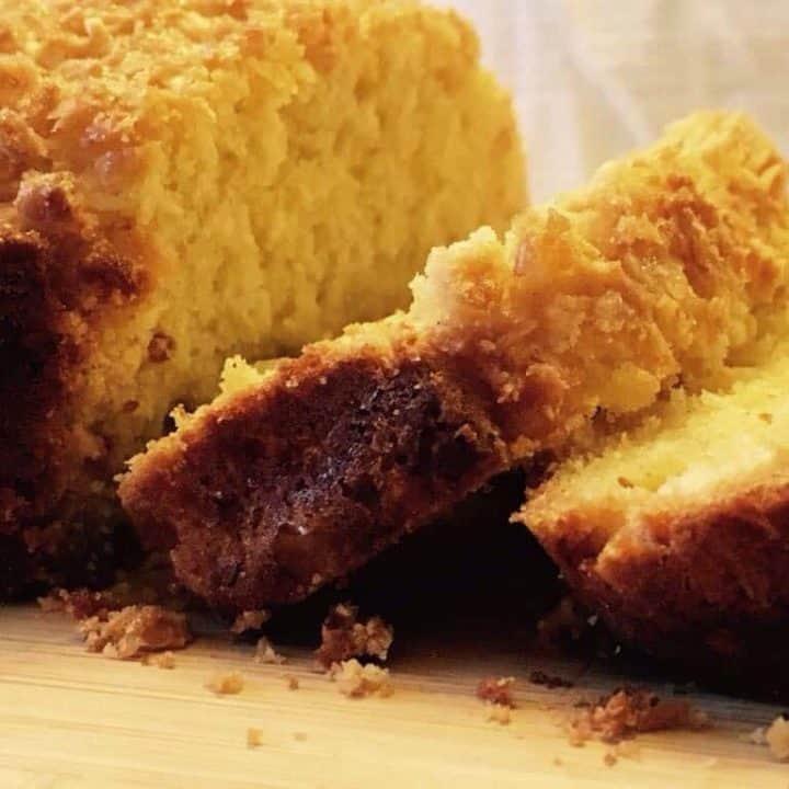 Coconut Cake in the Bread Maker