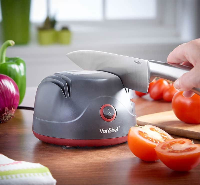 Buying Guide: Choosing The Best Electric Knife Sharpener For Fillet Knives, Asian Knives & Other Kitchen Knives