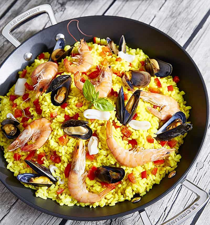 Buying Guide: Bring The Flavour of Spain Home With The Best Paella Pan For Your Kitchen