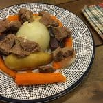 One Pot Almost Roast Beef With Veg Recipe for Instant Pot (or any electric pressure cooker)