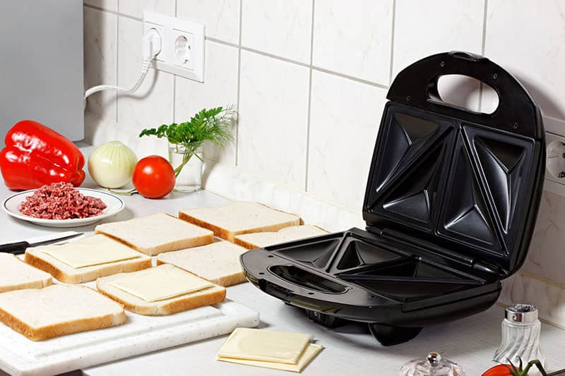 Improve Your Lunch With A Good Panini Press or Sandwich Maker