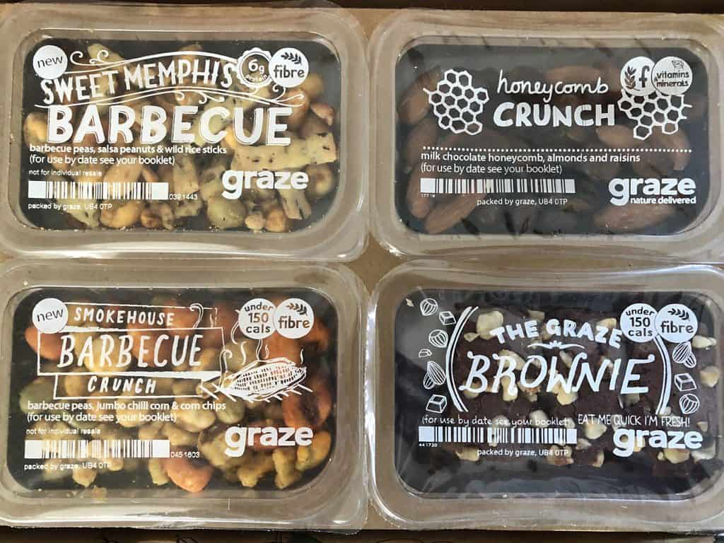 Inside Graze Box