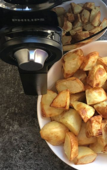 Air Fryer Roast Potatoes