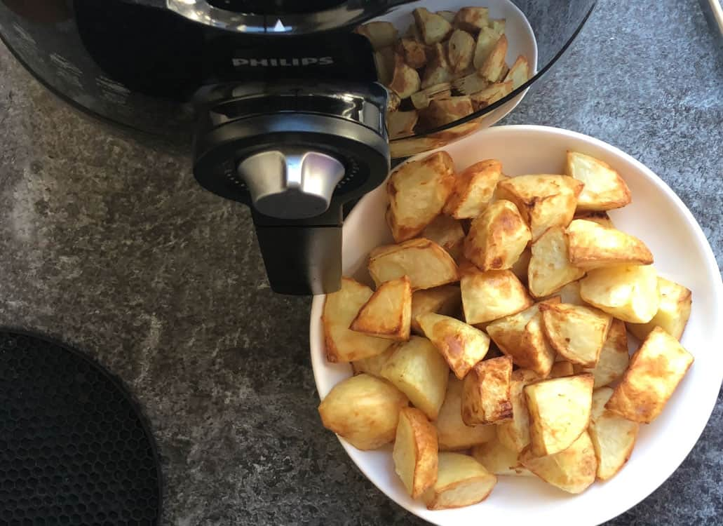 Simply The Best Air Fryer Roast Potatoes!