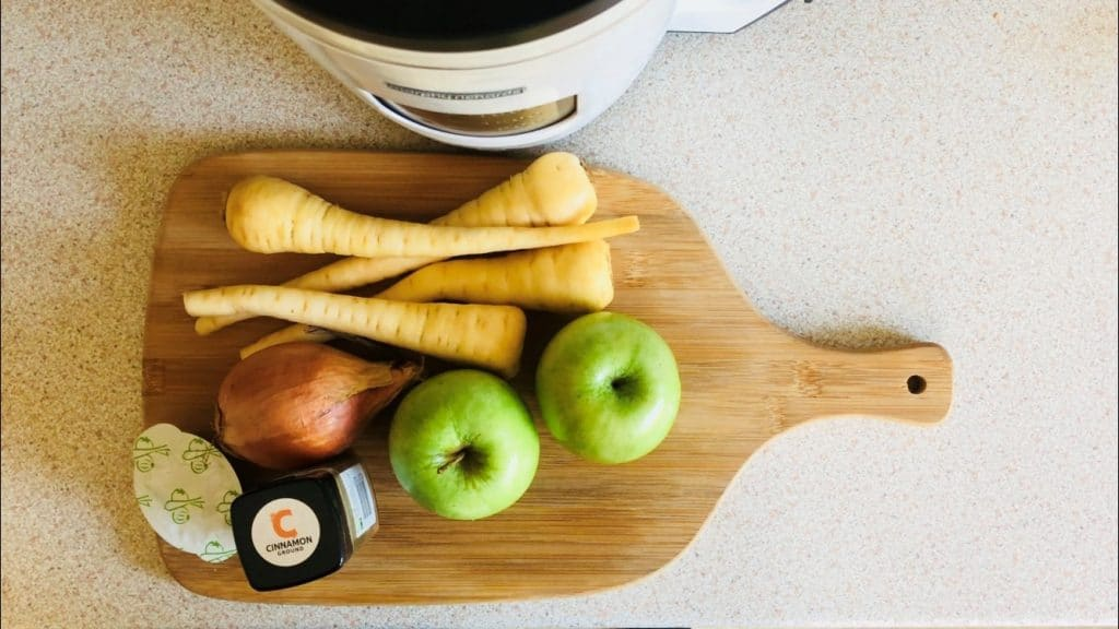 Apple and Pear Soup