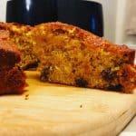 carrot cake air fryer