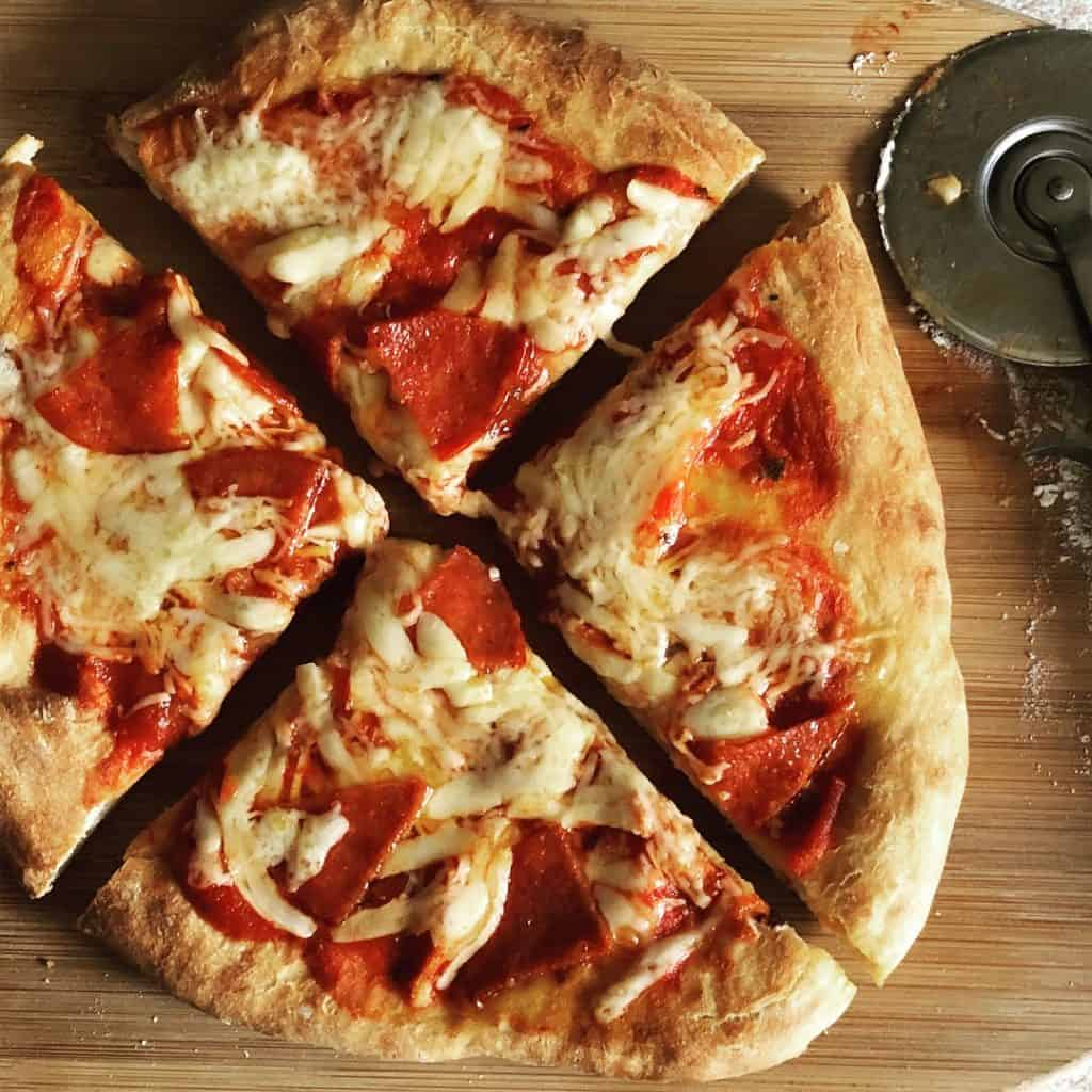 Liana's Air Fryer Pizza
