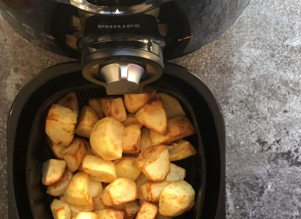 Roast Potatoes Air Fryer