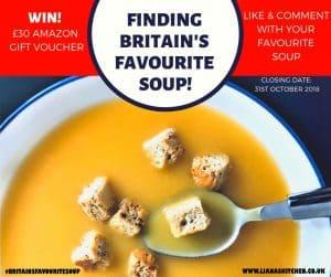 Britain's Favourite Soup