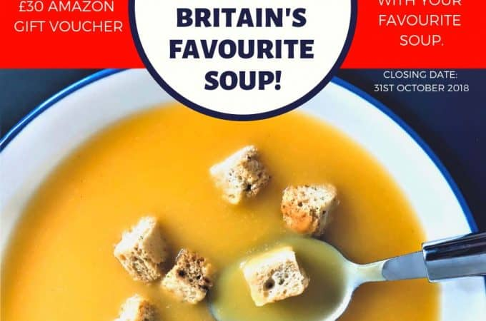 Britain's Favourite Soup
