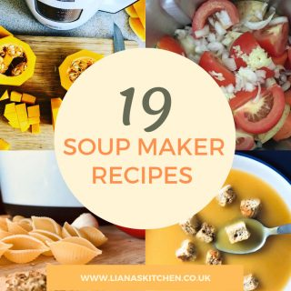 all the best soup maker recipes