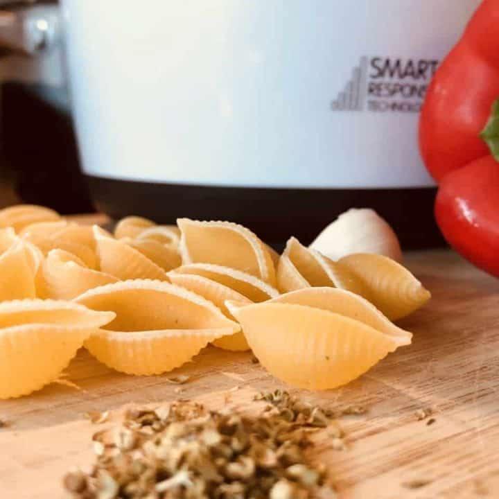 Bolognese Pasta Soup