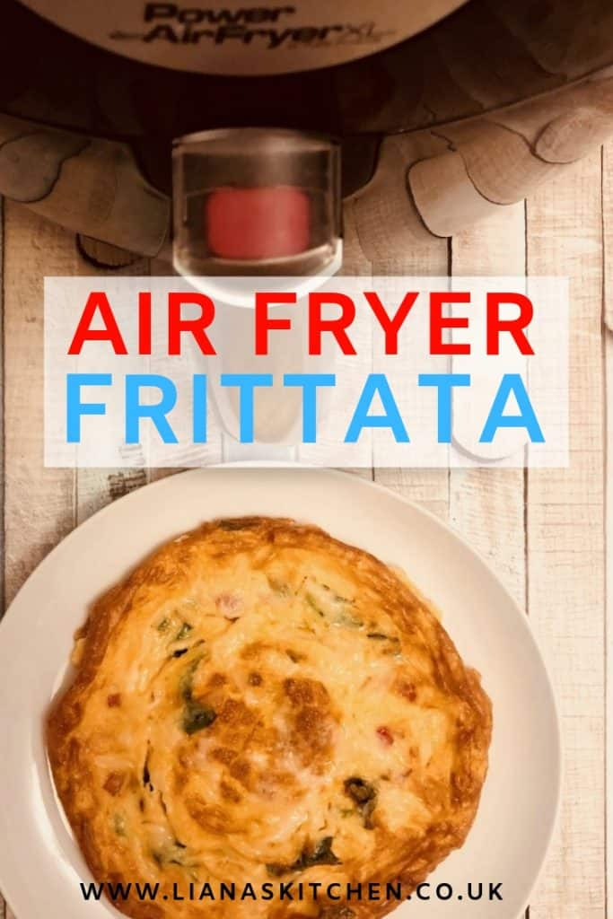 Air Fryer Frittata