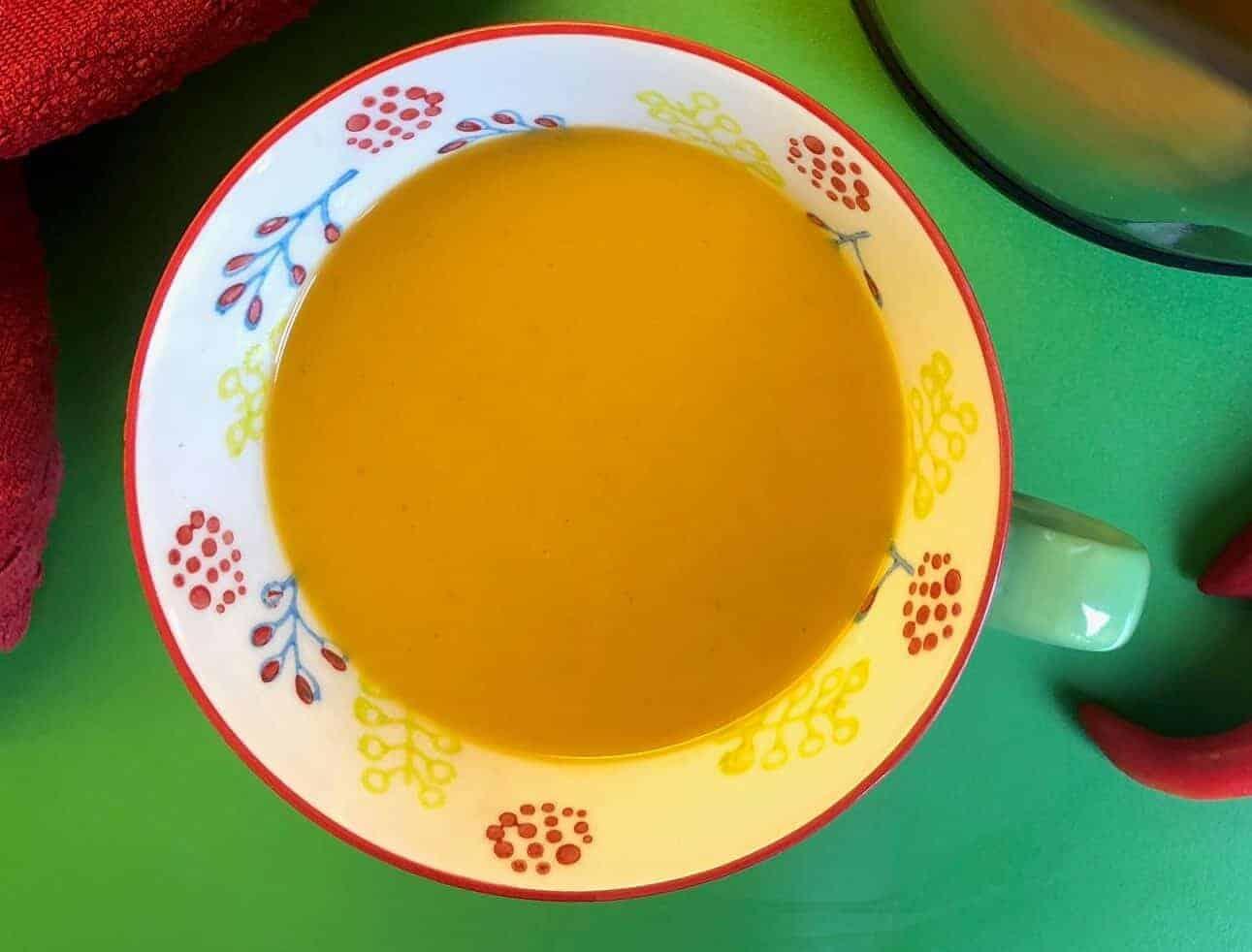 Jamaican Jerk Sweet Potato Soup Maker Recipe