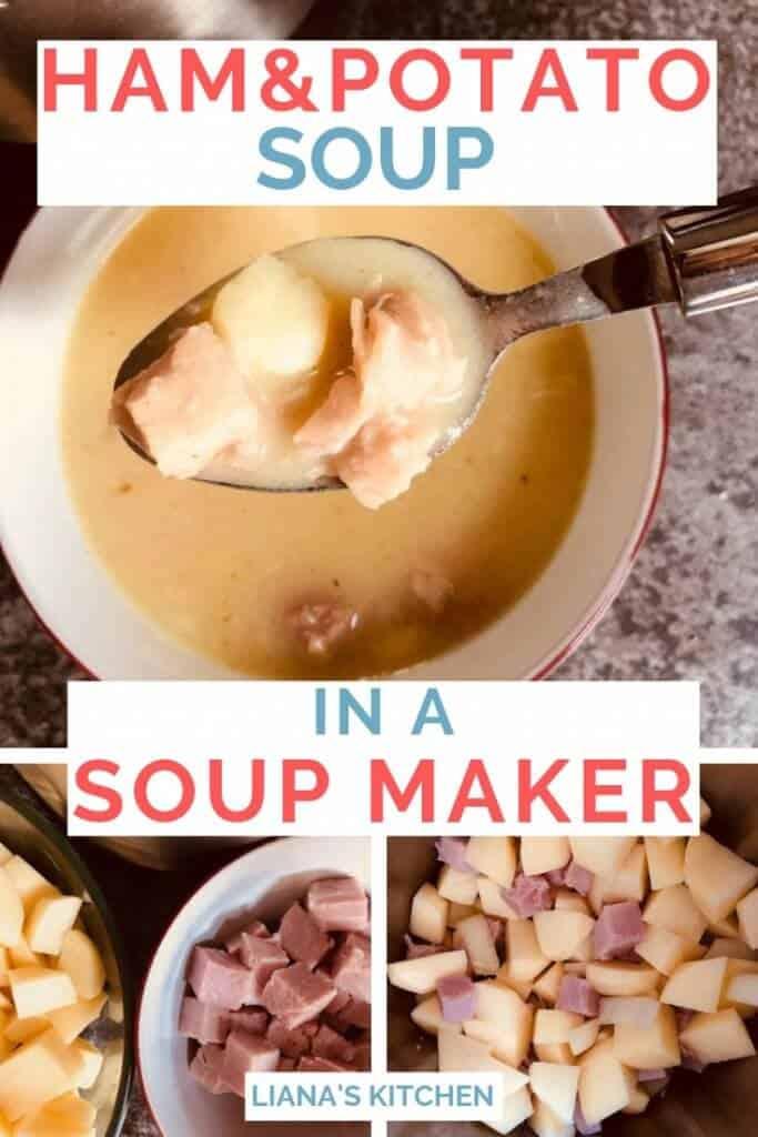 Ham and Potato Soup In A Soup Maker
