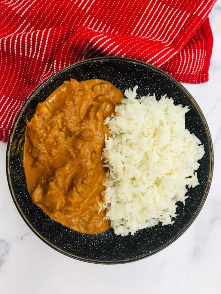 Easy Instant Pot Chicken Tikka Masala Liana S Kitchen