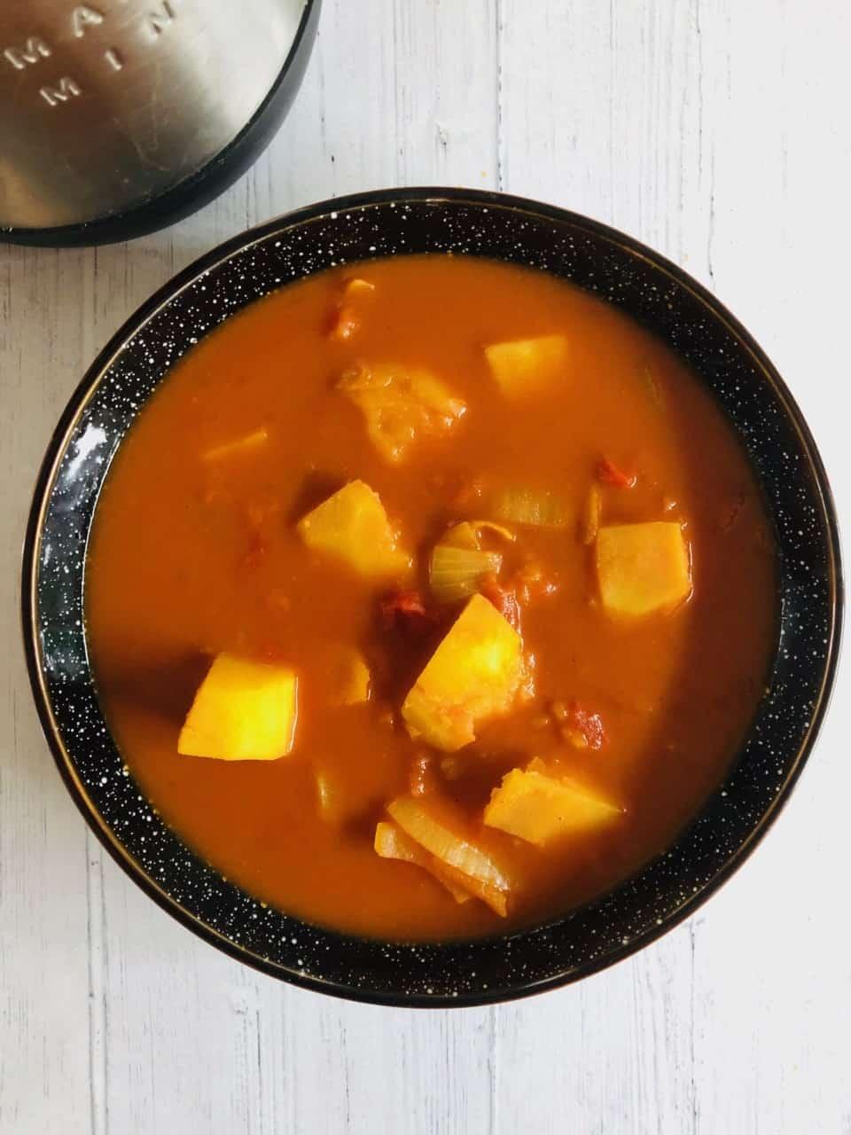 bombay potato soup