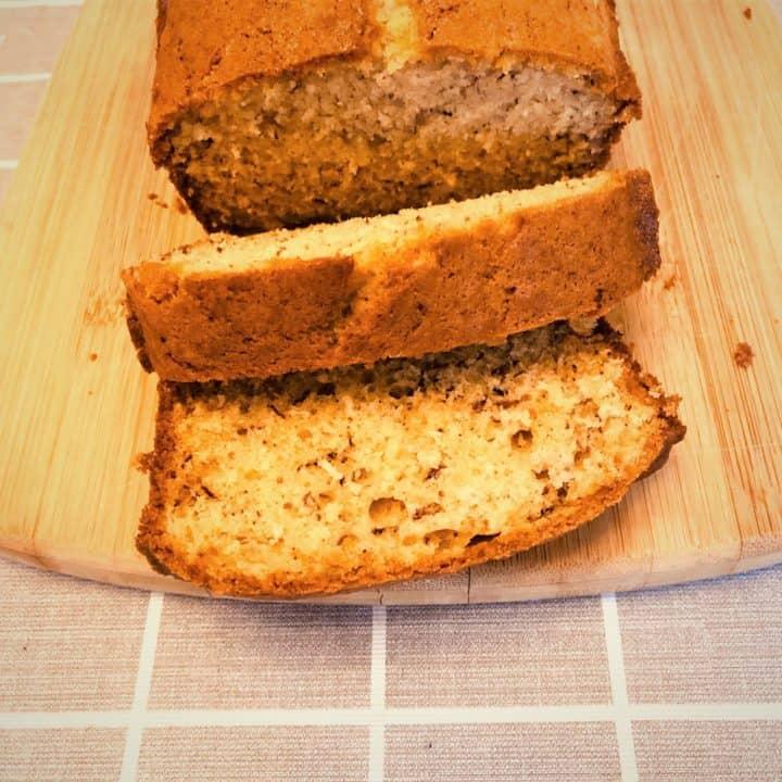 recipes banana bread