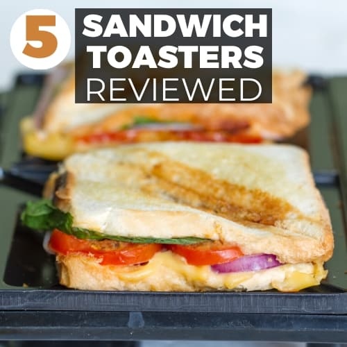 best sandwich toasters reviewed