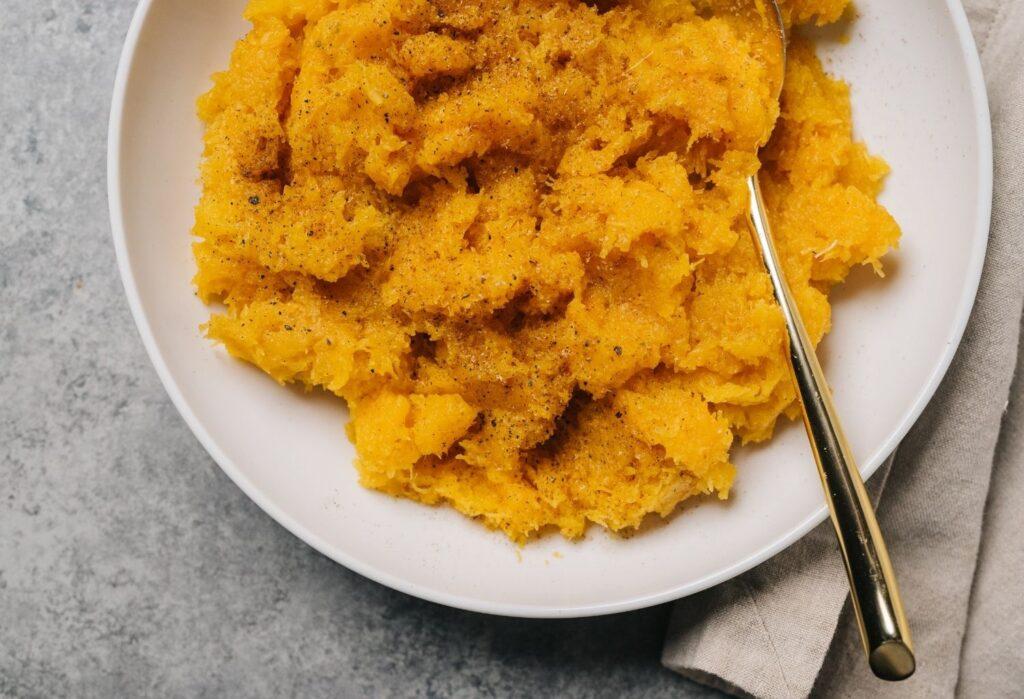 Butternut Squash and Sweet Potato Mash
