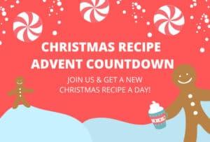Christmas Advent Recipes
