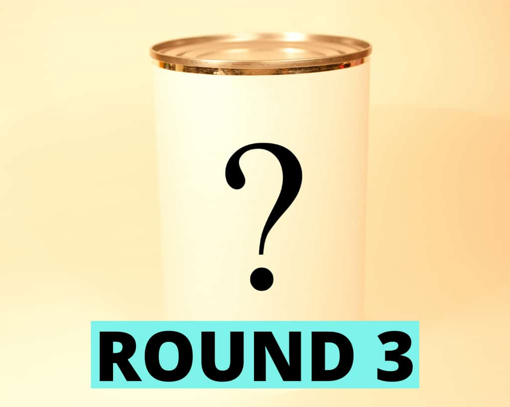 Food Quiz Questions Round 3