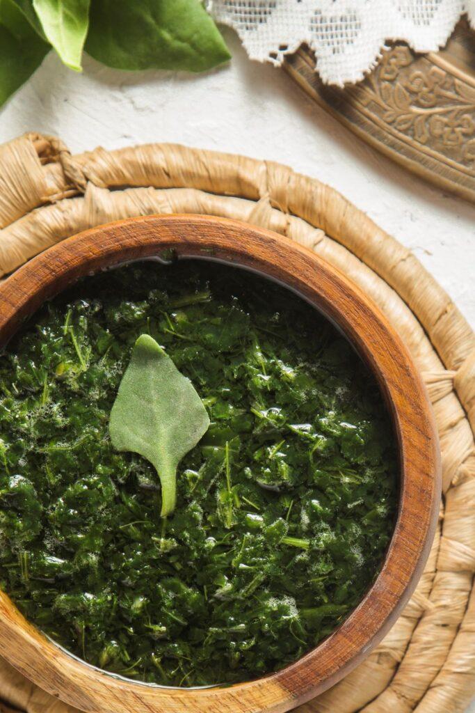 Green Pesto Recipe