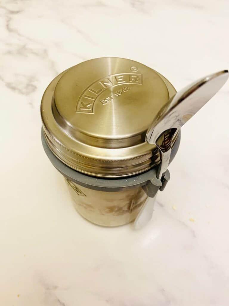 Kilner Overnight Oats Jar