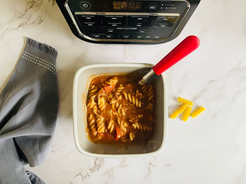 Ninja Bolognese Pasta Sauce