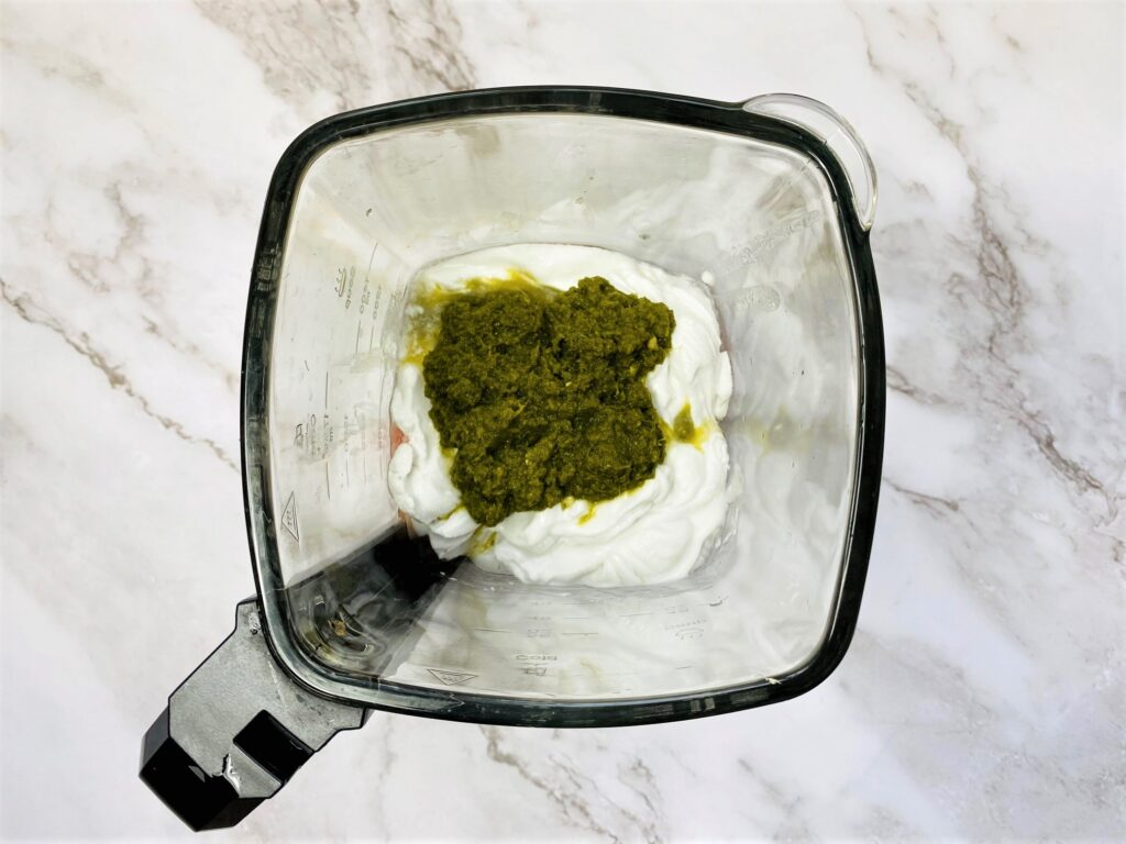 Thai Green Curry Soup in Ninja Soup Maker