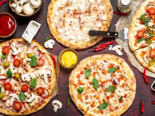 Types of Pizza Crusts and bases