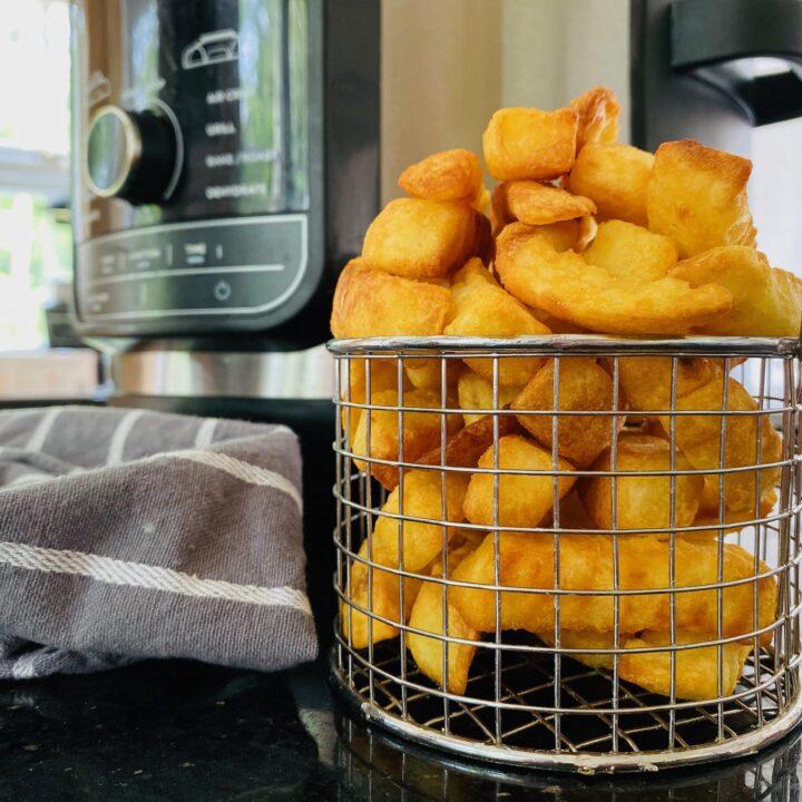 air fryer frozen chips