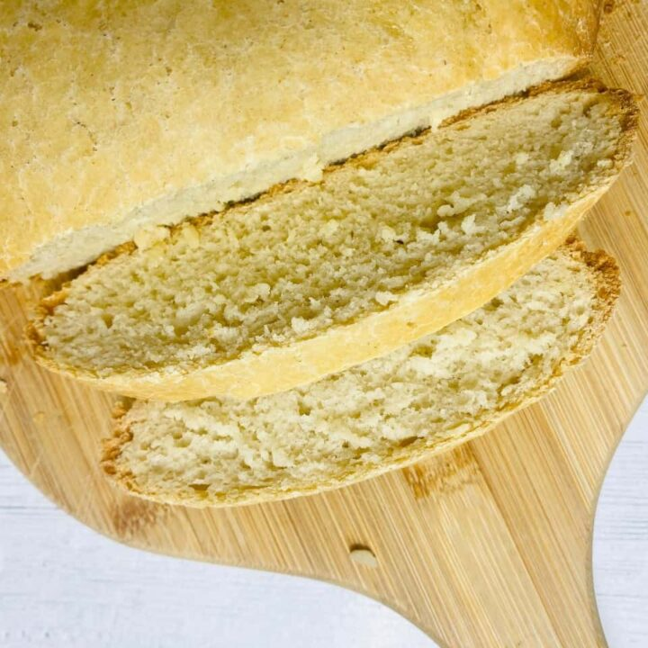 sliced bread from slow cooker