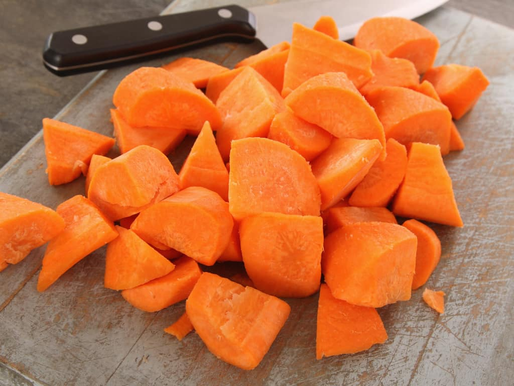 carrots for slow cooker soup
